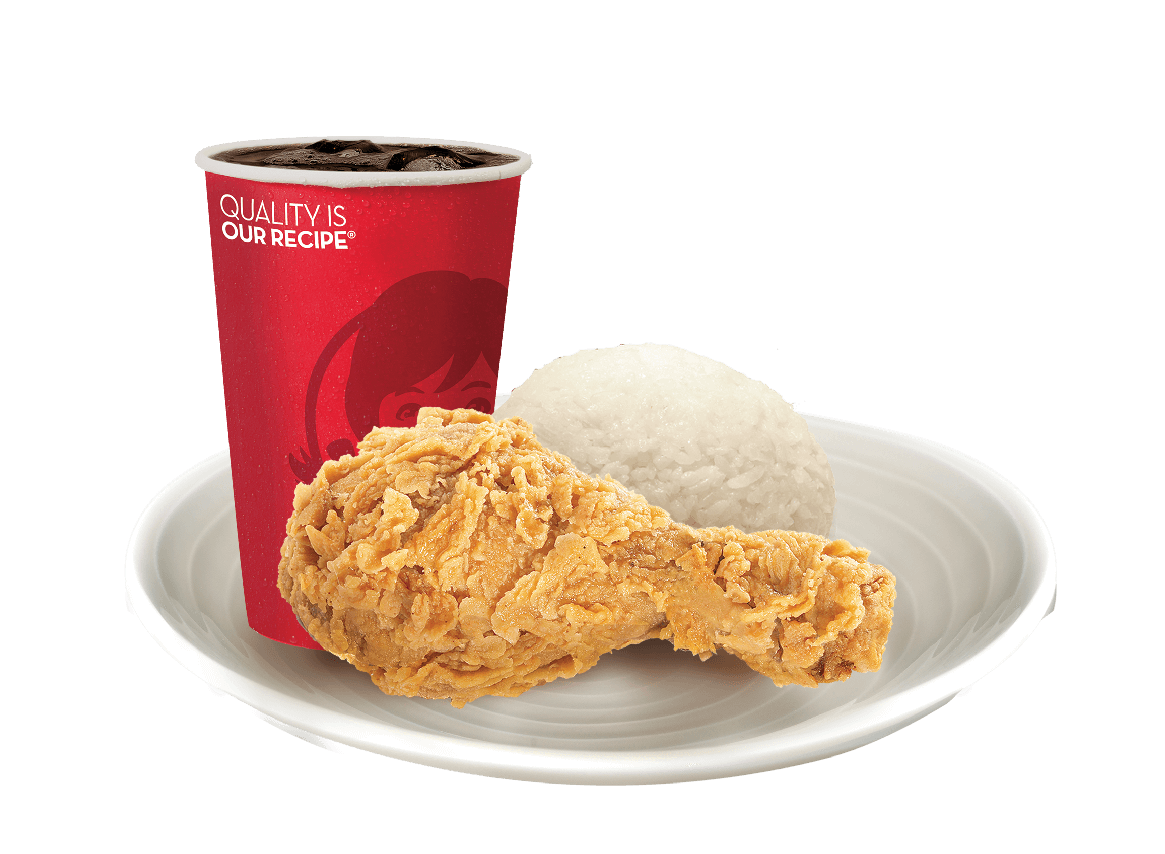 Combo 1pc Fried Chicken