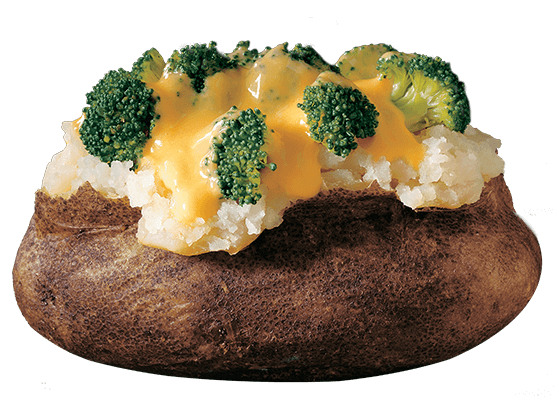 Baked Potato Brocolli