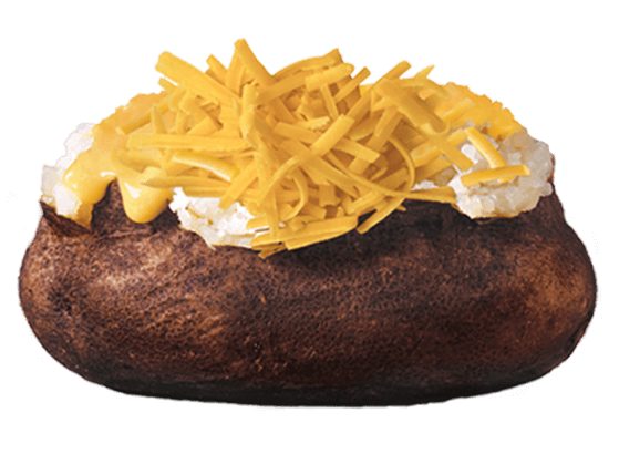 Baked Potato Cheese & Cheese