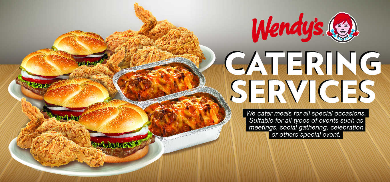 Wendy's Catering / Big Order